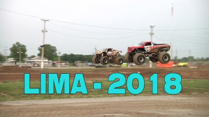 General Tire Monster Truck Thunder Drags & Freestyle Lima 2018