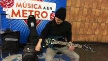 Artista Callejero: Guitarrista Chileno Gonzalo Cornejo desde el centro de Santiago #EnVivo