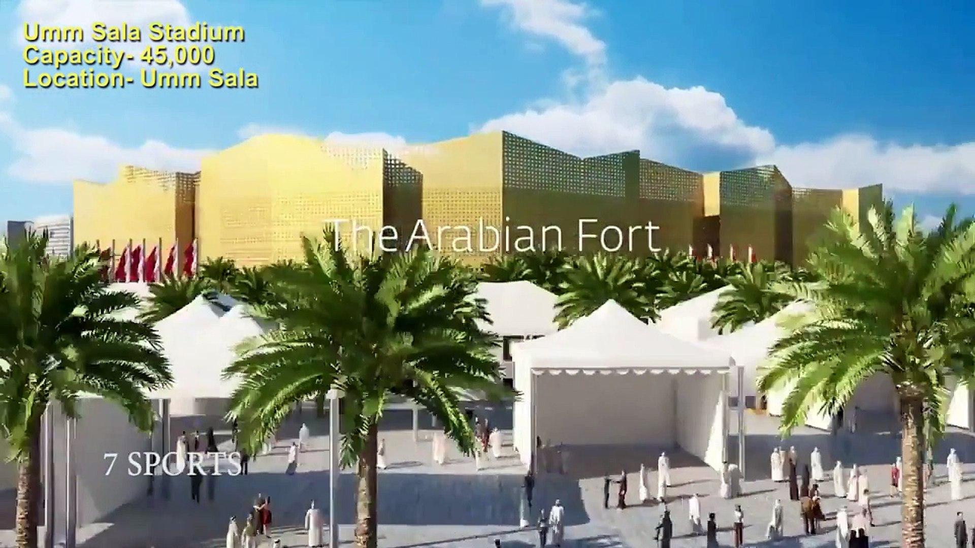 Umm Slal Stadium - Qatar World Cup 2022 Stadiums