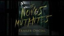 Os Novos Mutantes Trailer  DUBLADO (X-MEN Filme - 2018) 360 x 640