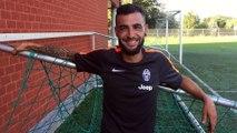Foot: Elouges-Dour: Interview dilemme de Ludovic Lezzeri