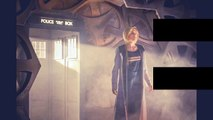 Jodie Whittaker full new Spoiler on Tardis Set