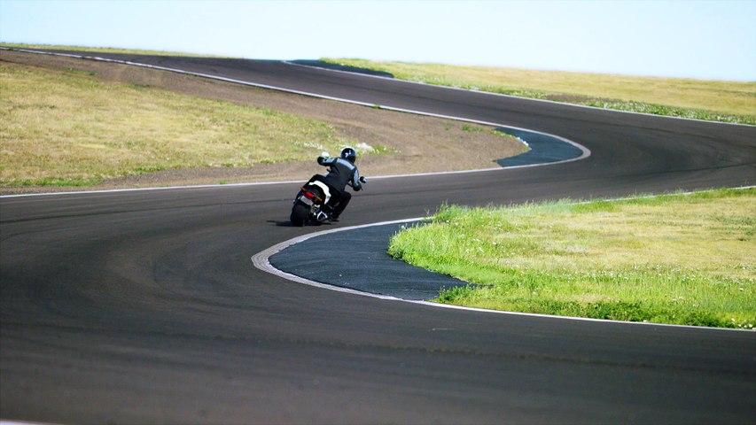 Harley-Davidson Announces New V-Twin Sportbike