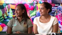She is the first Papua New Guinean to sign on with the Brisbane Broncos NRL Women's team.Born in Mt Hagen, 23-year-old Amelia Kuk becomes the first participan