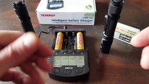 Tenergy Batteries & Charger; What's Powering Your Tactical Flashlight?