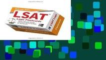 Best seller  McGraw-Hill s LSAT Logic Flashcards  E-book