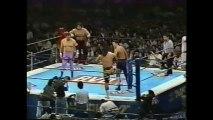 Masa Chono/Hiroyoshi Tenzan vs Shinya Hashimoto/Junji Hirata (New Japan July 1st, 1995)