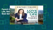 Favorit Book  Love Your Life, Not Theirs Unlimited acces Best Sellers Rank : #5
