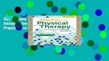 Get Ebooks Trial Dreeben-Irimia s Introduction To Physical Therapist Practice For Physical