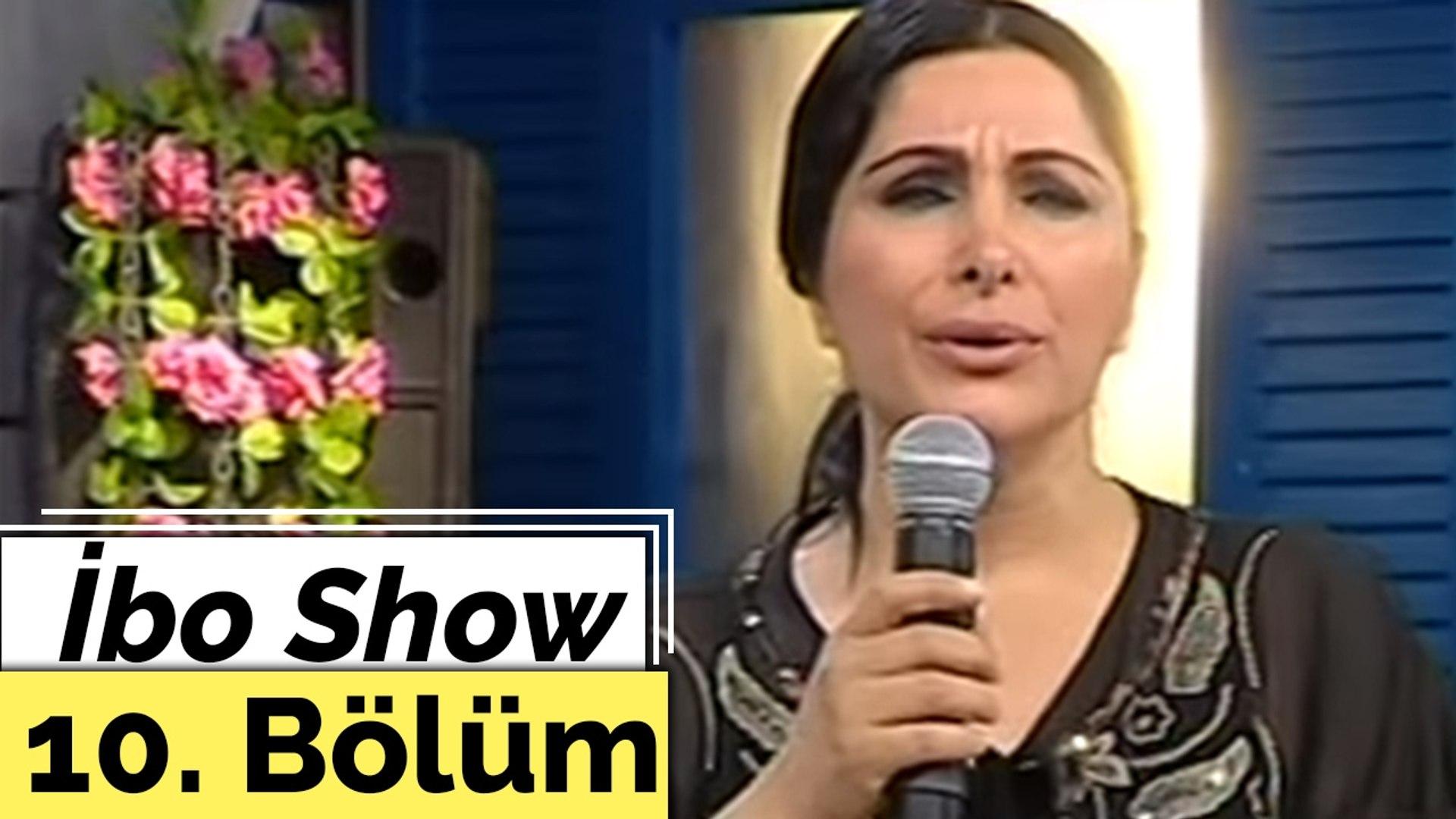 Nuray Hafiftaş, İsmail Türüt, Hasan Yılmaz -  İbo Show - 10. Bölüm 4. Kısım Bodrum