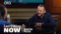 Simon Pegg on a potential 'Hot Fuzz' sequel