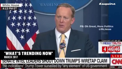 A Brief History of Sean Spicer Getting Owned