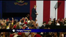 Trump Visits Fargo To Stump For Rep. Kevin Cramer