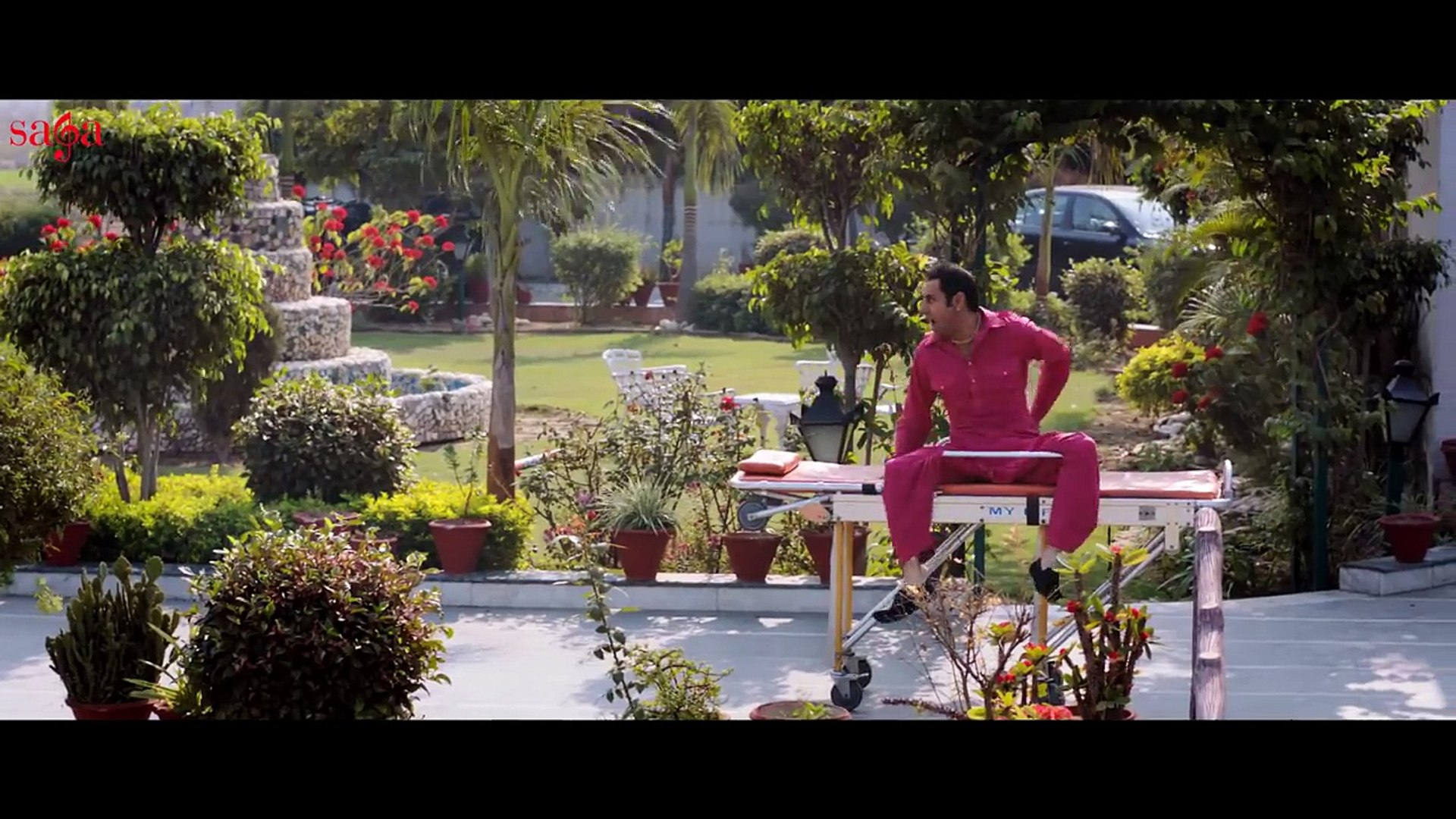 Best Of Punjabi Comedy | All Time Best Comedy Clips | Funny Punjabi Comedy Scenes 2015 | Sagahits