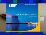 Best ebook Nuclear Power (Power Energy) (Power Energy) PBPO0520 (Energy Engineering)