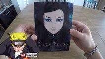 Ergo Proxy DVD Anime Unboxing