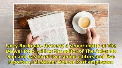 Denver Post Exiles Launch Blockchain-based Newspaper