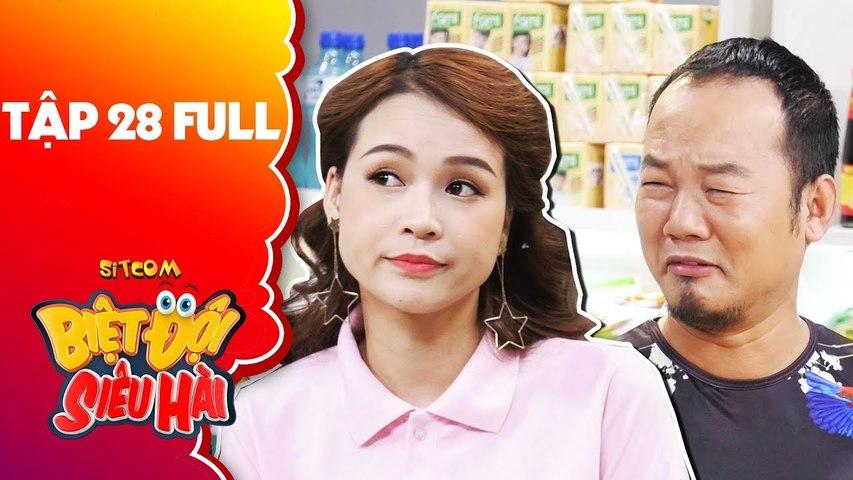 Biệt đội siêu hài - Tập 28 full- Hotgirl Sam -cao chiêu- trị thói trăng hoa của Long đẹp trai | Godialy.com