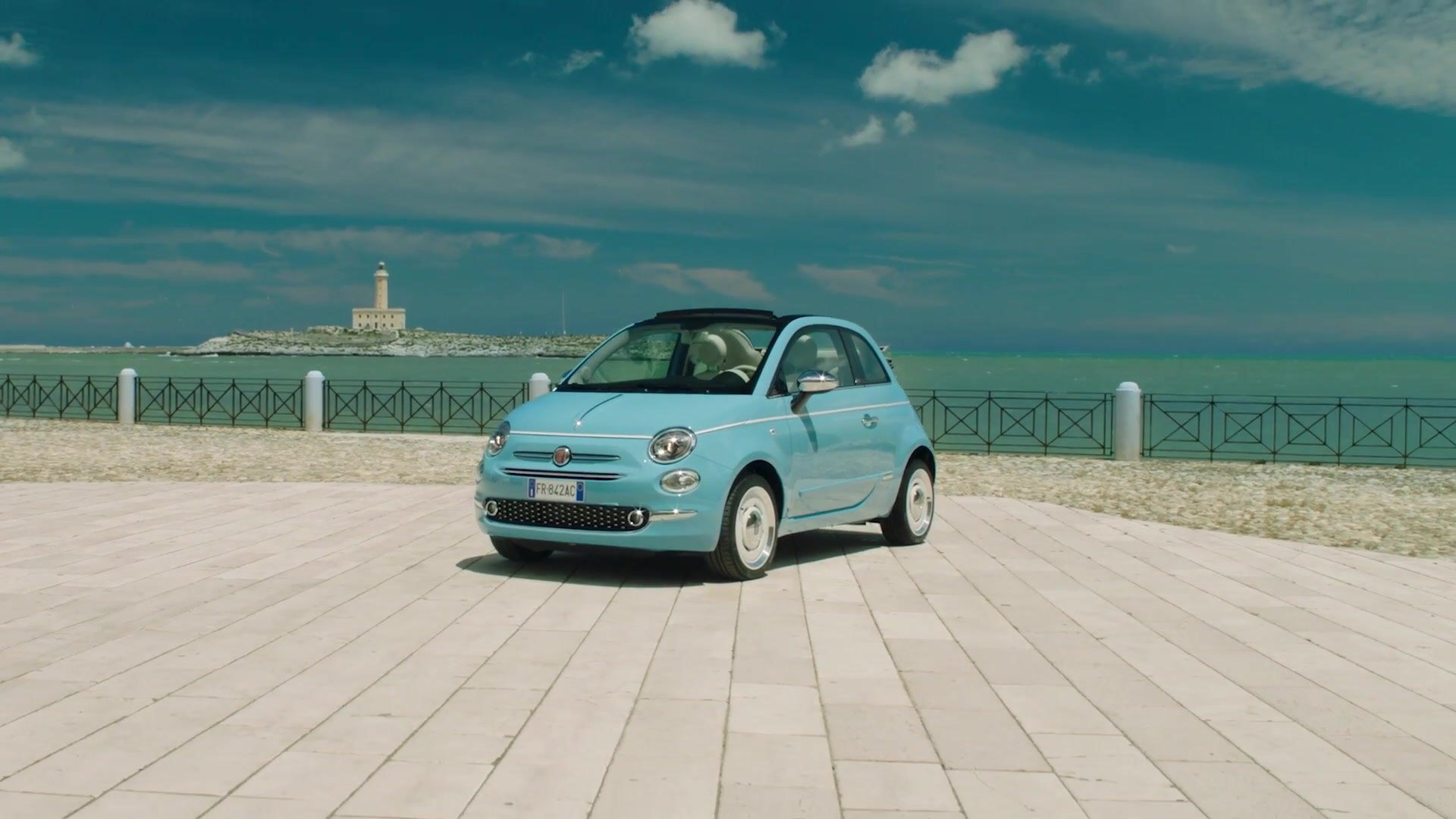 Fiat 500 Spiaggina Design Preview Video Dailymotion