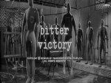 Générique du Film Amère Victoire ( Bitter Victory ) - 1957