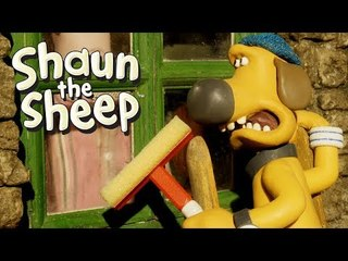 You Missed a Bit - Shaun the Sheep