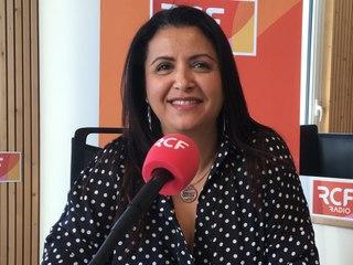 Le rendez-vous politique avec Fouziya Bouzerda