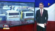 MMDA conducts 4th dry run on EDSA provincal bus ban