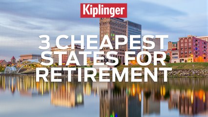 3 Cheapest States for Retirement