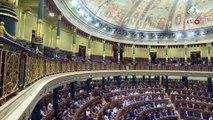 El Congreso rechaza los objetivos de déficit propuestos por Sánchez