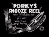 Porky Pig - Porky's Snooze Reel (1941)