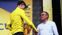 Tour de France : Bernard Hinault s'en prend à nouveau à Chris Froome