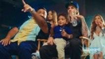 Justin Bieber, Quavo & Chance The Rapper Join DJ Khaled in 'No Brainer' Video  | Billboard News
