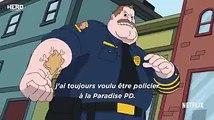 Paradise PD le nouveau dessin sur Netflix n'a vraiment aucune limite  via HERO