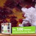 """+++ AB MORGEN +++""""Die 100 größten Hits von LeckerSchmecker"""" gibt es ab morgen!Hier bestellen:  Und jetzt ein neues Rezept: Die Beere zeigt sich von ihrer"""