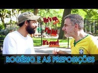 O MISTERIOSO CASO DAS PREPOSIÇÕES SOLITÁRIAS