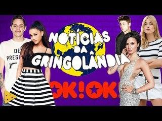 Justin Bieber no Revival, Demi Lovato sem voz e Ariana noiva