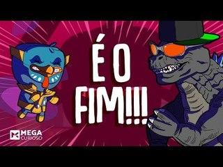 O FIM DO YOUTUBE! (o filme...) - Mega Curioso