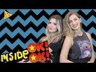 Filmes pra ver de ressaca feat. Carol Moreira | Inside OK!OK!