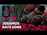 JOGAMOS DAYS GONE: detalhes sobre a jogabilidade, os inimigos, a moto e muito mais!