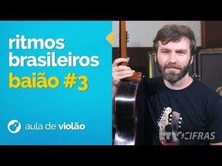RITMOS BRASILEIROS - BAIÃO #3 (estruturas harmônicas)