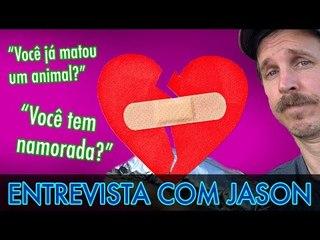 REAÇÃO GRINGA: Jason conta tudo!