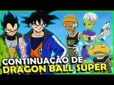 BOMBA! Veja os NOVOS Personagens do FILME de Dragon Ball Super