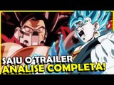 Que ÉPICO! Analise COMPLETA do Trailer de Super Dragon Ball Heroes!