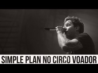 Simple Plan I Cobertura RIFF #48