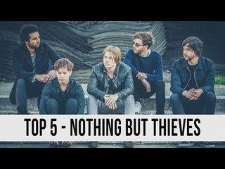 Qual é a melhor música do NOTHING BUT THIEVES?!