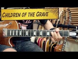 Randy Rhoads - Children of the Grave