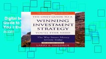 Digital book  The Only Guide to Winning Investment Strategy You ll Ever Need 2005 Unlimited acces