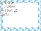 Cal Ripken Deluxe AllNatural 500 GSM Australian Merino Wool Comforter by Herington