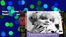 View Feminist Auteurs - Reading Women`s Films Ebook
