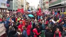 ausgehetzt Proteste in München Eine Volksdemonstration gegen die Politik der CSU